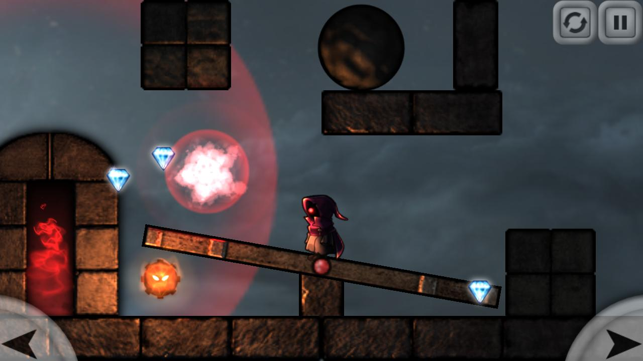 Magic Portals Free - screenshot