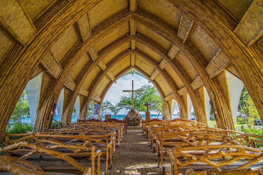 virgen milagrosa chapel by Ronnie Matias - Buildings & Architecture Places of Worship (  )
