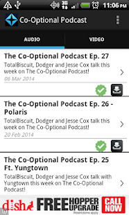 Co-Optional Podcast - screenshot thumbnail