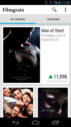 Filmgrain: A Better Movie App