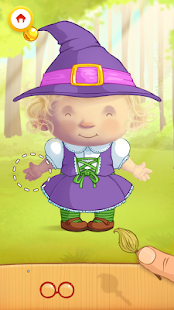 Dress Up - Fairy Tales- screenshot thumbnail