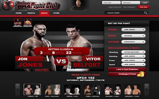 Big Johns MMA Fight Club