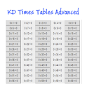 KD Times Tables Advanced icon