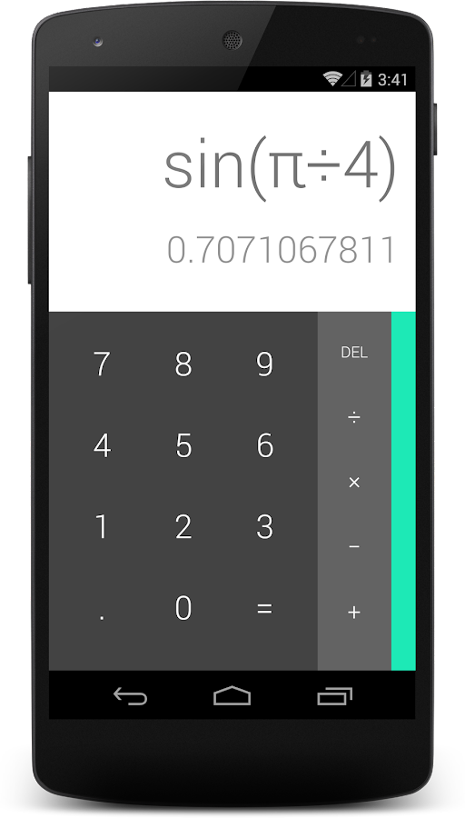 Calculator L Android Apps On Google Play