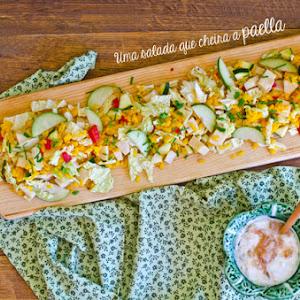 Paella Salad