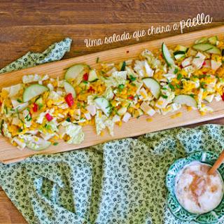 Paella Salad.