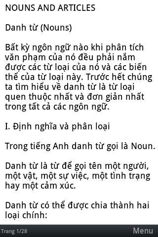 玩免費教育APP|下載Hoc Ngu Phap Tieng Anh - Sach app不用錢|硬是要APP