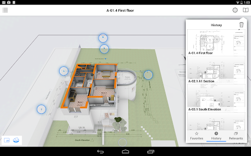 BIMx - BIM eXplorer- screenshot thumbnail