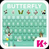 Keyboard Plus Butterfly