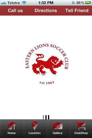 Eastern Lions Soccer Club