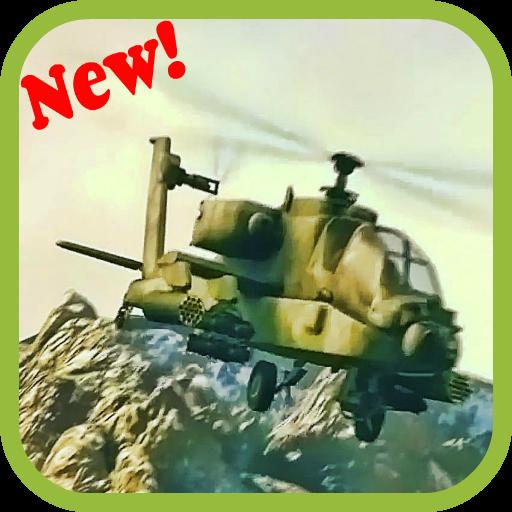 Helicopter Strike LOGO-APP點子
