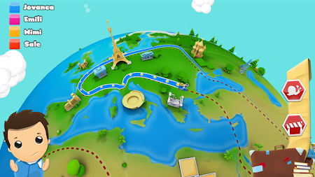 Geography Quiz Game 3D 1.10 screenshot 246979