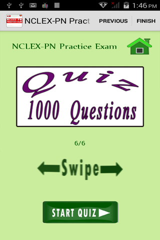 NCLEX-PN實踐考試