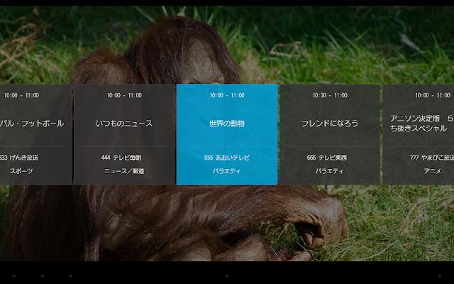 地デジViewer(R) - screenshot