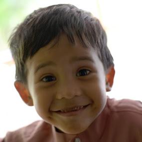 Cheer by Nurul Najwa - Babies & Children Children Candids ( smile, kid )
