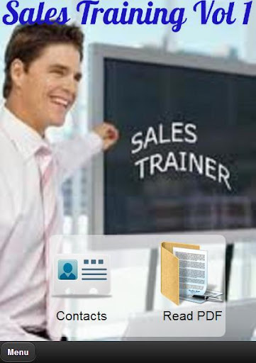 Sales Training Vol-1