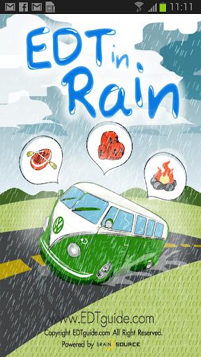 EDT in Rainy