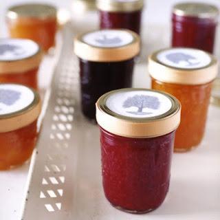 Raspberry-Orange Zest Jam