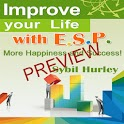 Improve Your Life with E.S.P.. logo