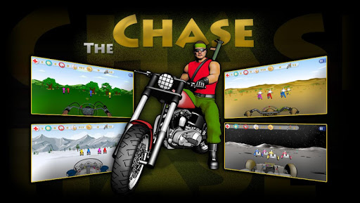 Chase : Motorbike Death Racing