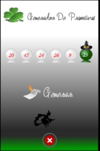 LotoBruja - screenshot