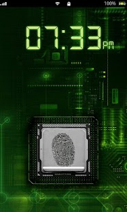 Fingerprint Scanner Lock - screenshot thumbnail
