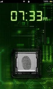 Fingerprint Scanner Lock Prank - screenshot thumbnail