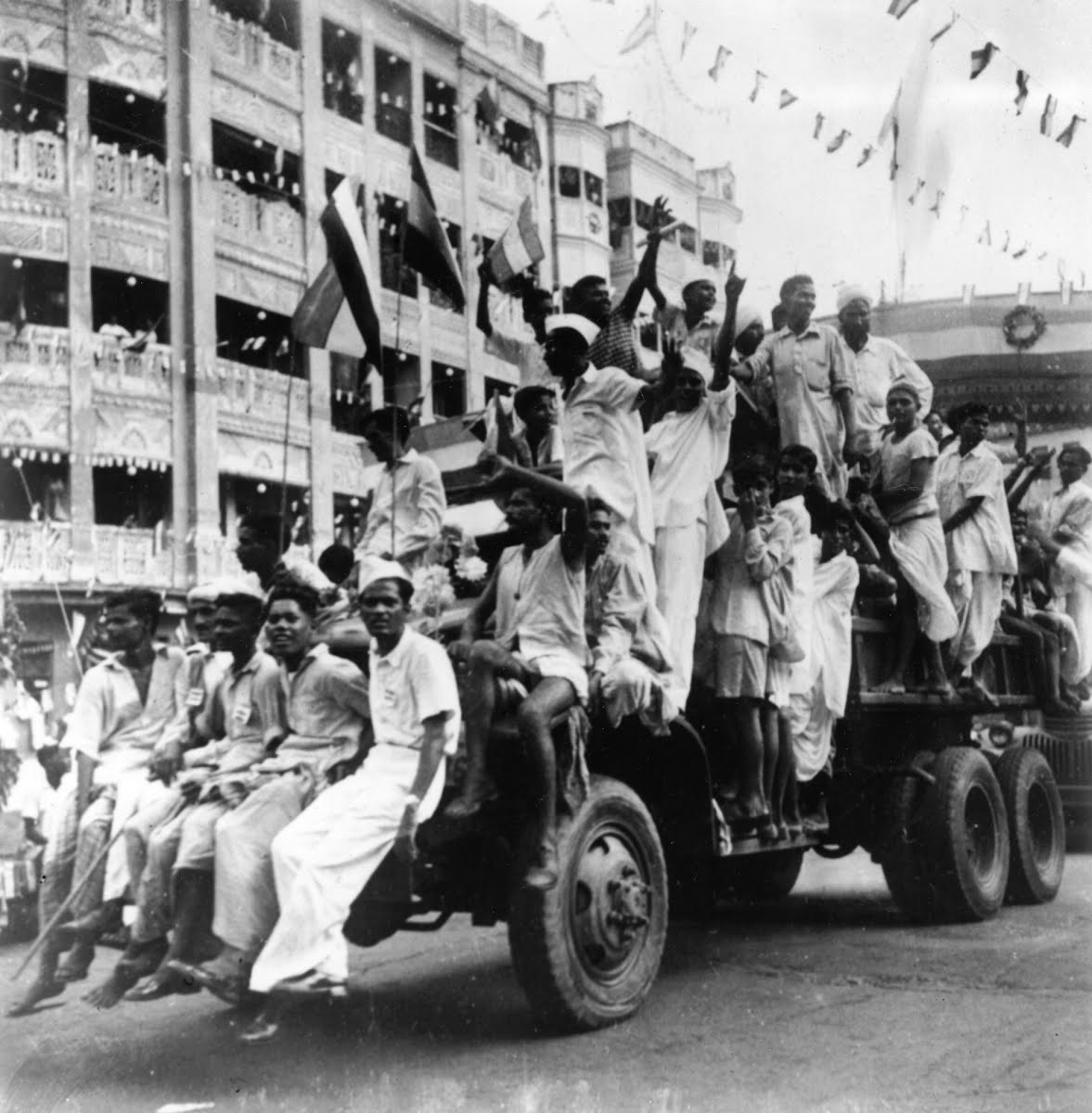 Indian independence movement — Google Arts & Culture