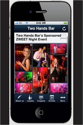 Two Hands Rooftop Bar