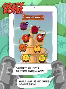 Crazy Ropes : The Ninja Escape Screenshot 12