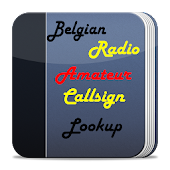 Belgian Callsign Lookup