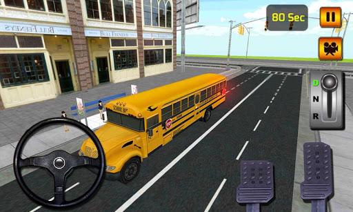 無料模拟Appの3Dスクールバスドライブシミュレータ|記事Game