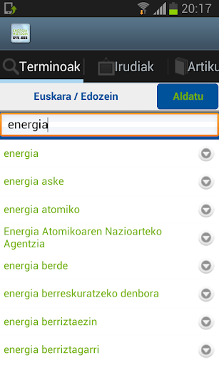 書籍必備免費app推薦 Energia Hiztegia EVE-EEE線上免付費app下載 3C達人阿輝的APP