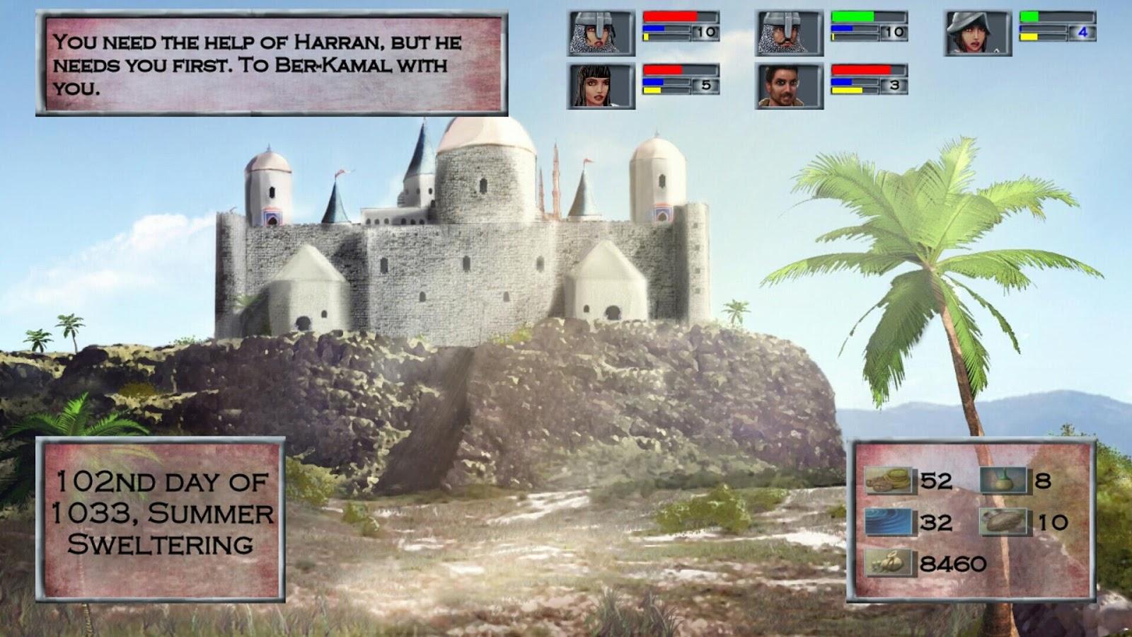 TOI:Beyond the Iron Wall- screenshot