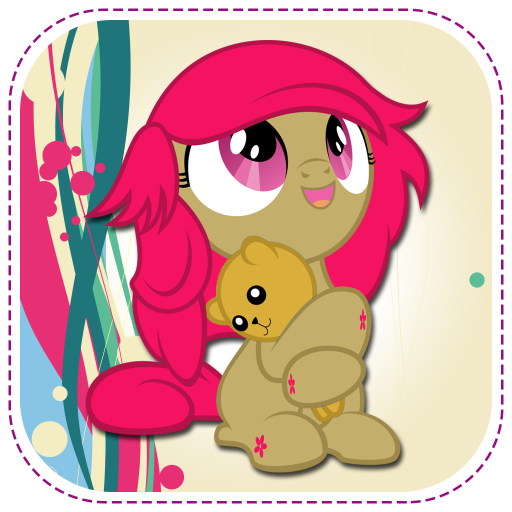 Pony Pairs - Memory Match Game file APK Free for PC, smart TV Download