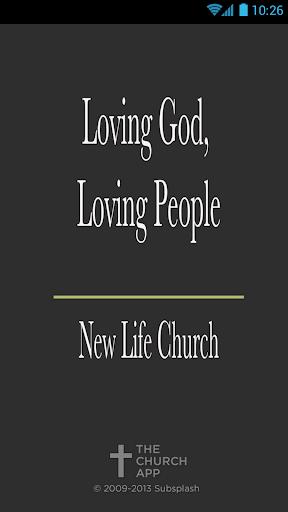 New Life Foursquare Church