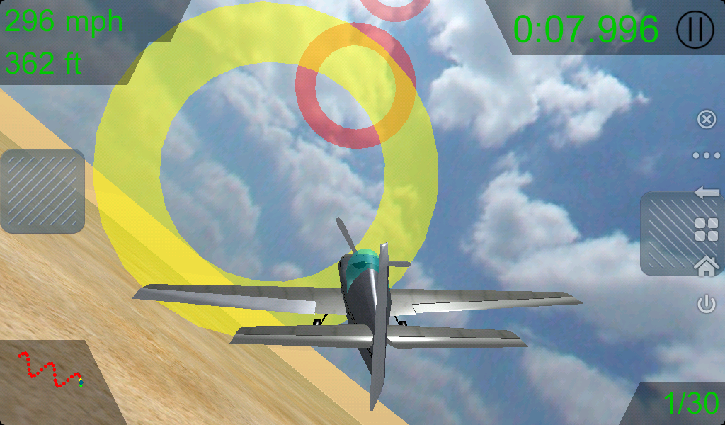 Race Pilot 3D - screenshot