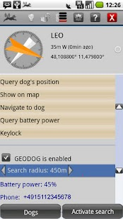 GEODOG™ Mobile- screenshot thumbnail
