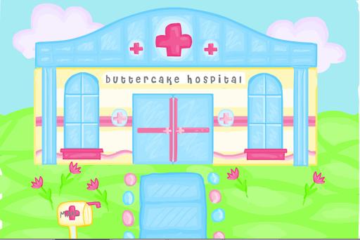 เกมส์แต่งโรงพยาบาล