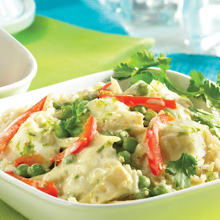 Thai Coconut Fish Curry Slow Cooker