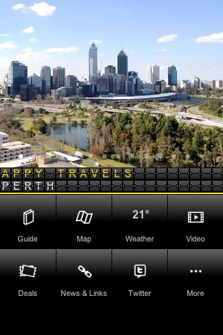 Perth - Appy Travels
