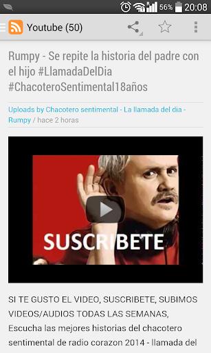 Chacotero Sentimental
