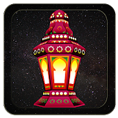 Ramadan lanterns Wallpaper