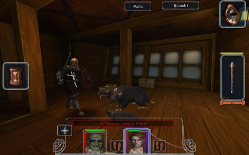 Axe and Fate 3D RPG