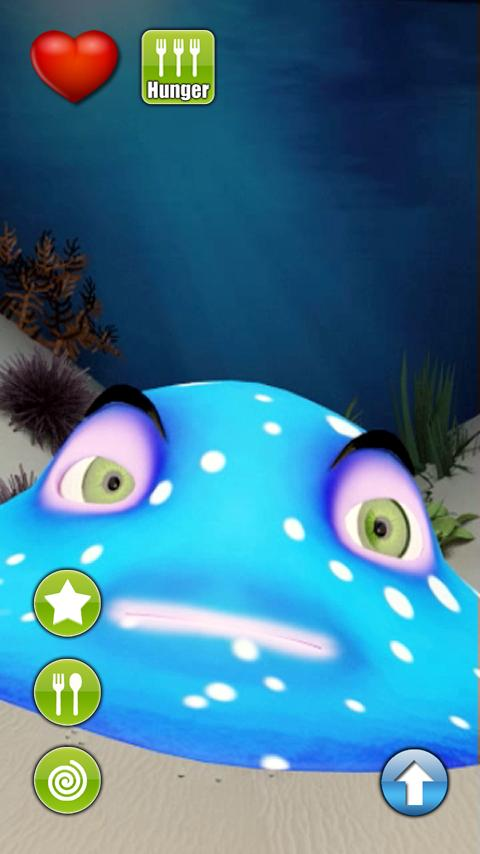 Talking Sammy Sting Ray - screenshot