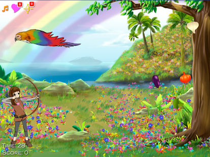 Journey To Rainbow Island- screenshot thumbnail