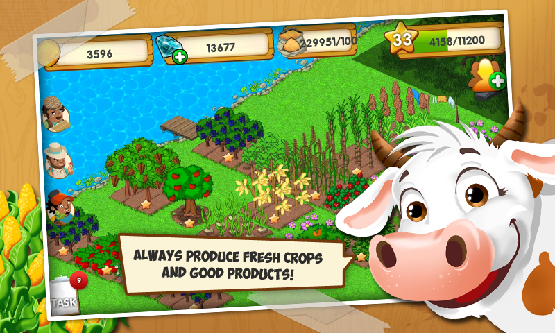 My Little Farm FREE - screenshot