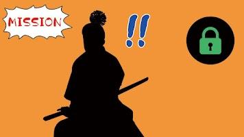Screenshot of SAMURAI NINJA Memo Pad Widget