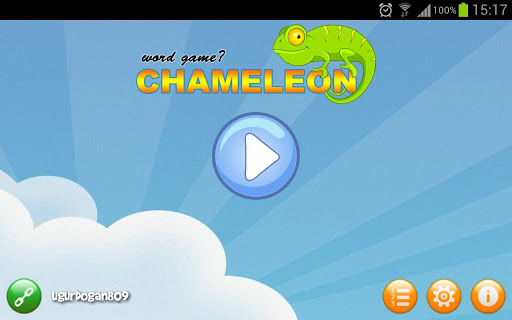 Chameleon Word Game