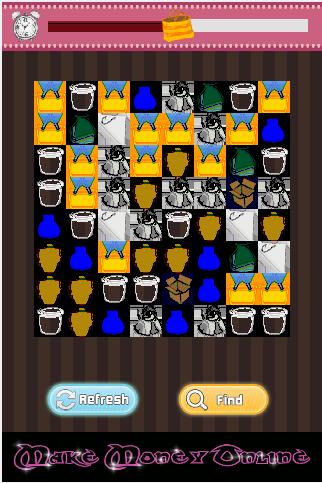 Container Puzzle